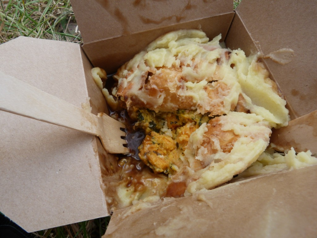 Pieminister at WOMAD